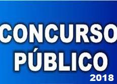 Concurso Público 2018 – Edital Retificado