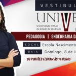 Vestibular UNIVESP 2018 – Polo Iporanga