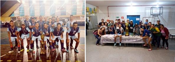 Foto: Alunos Projeto SESI Atleta do Futuro