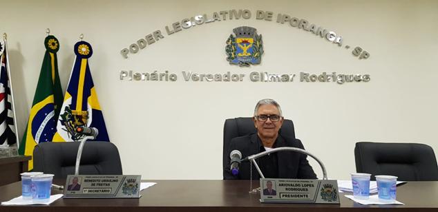 Presidente Ariovaldo Lopes Rodrigues