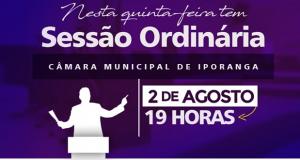10.ª Sessão Ordinária de 2018