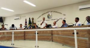 Entrega de certificados do PEQ – Programa Estadual de Qualificação Profissional aos alunos de Iporanga – SP