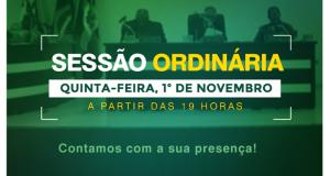 16ª Sessão Ordinária de 2018