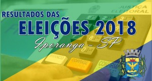 Resultados das Eleições 2018 em Iporanga – SP