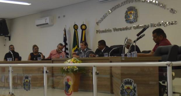 Iporanga recebe visita do Deputado Nilto Tatto