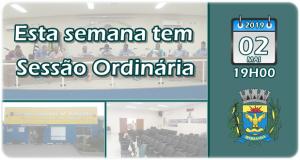 6ª Sessão Ordinária de 2019