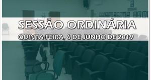 8ª Sessão Ordinária de 2019