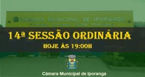 14ª SESSÃO ORDINÁRIA DE 2019