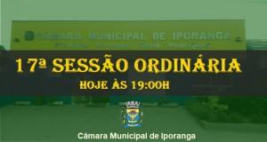 17ª SESSÃO ORDINÁRIA DE 2019
